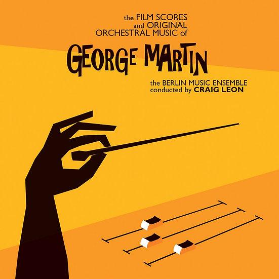 喬治.馬丁:電影交響情 The Film Scores And Original Orchestral Music Of George Martin (CD)