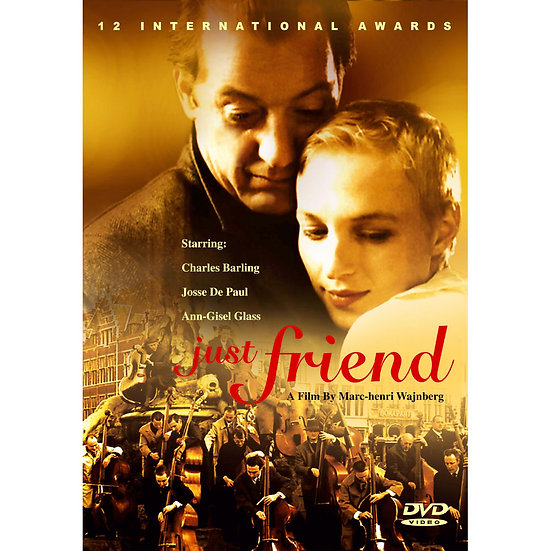 樂士情深 Just Friends (DVD)
