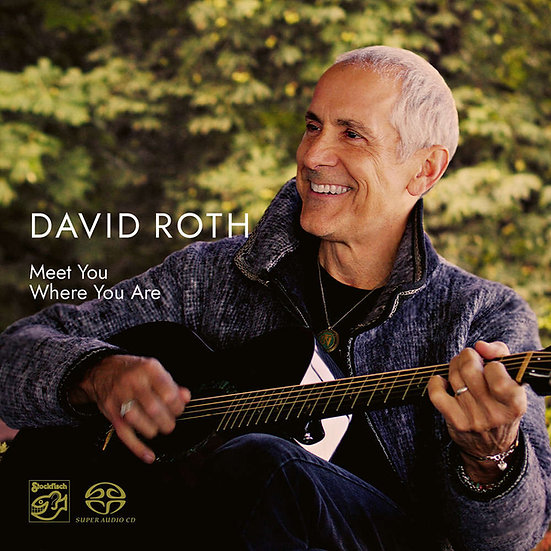 大衛.羅斯:與你相遇 David Roth: Meet You Where You Are (SACD) 【Stockfisch】