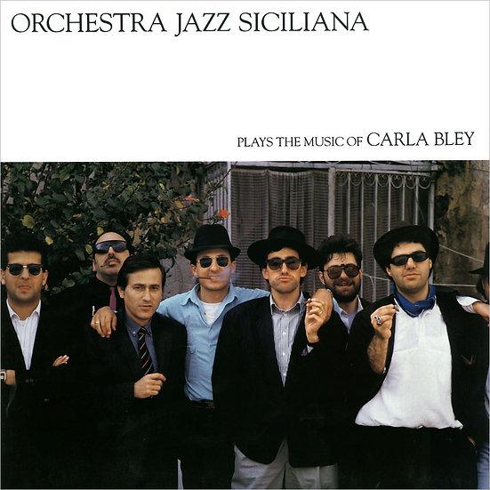 Orchestra Jazz Siciliana: Plays The Music Of Carla Bley (CD) 【ECM】