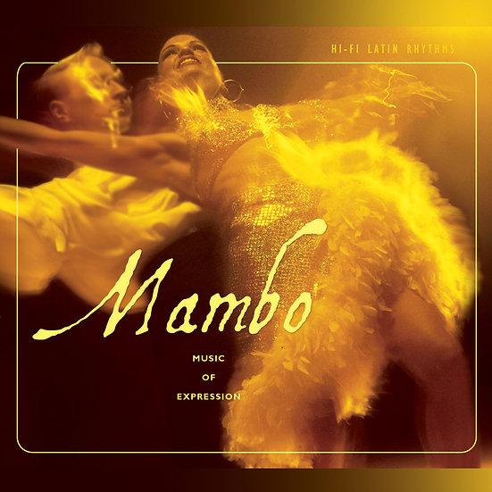 拉丁Hi-Fi 系列(5) 曼波 Hi-Fi Latin Rhythms - Mambo (CD) 【Evosound】