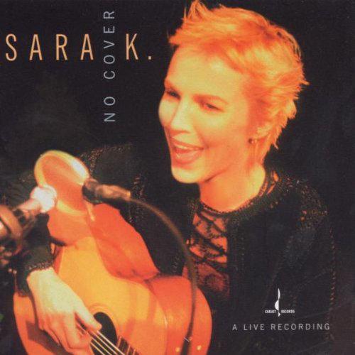 莎拉K. Sara K.: No Cover (CD) 【Chesky】