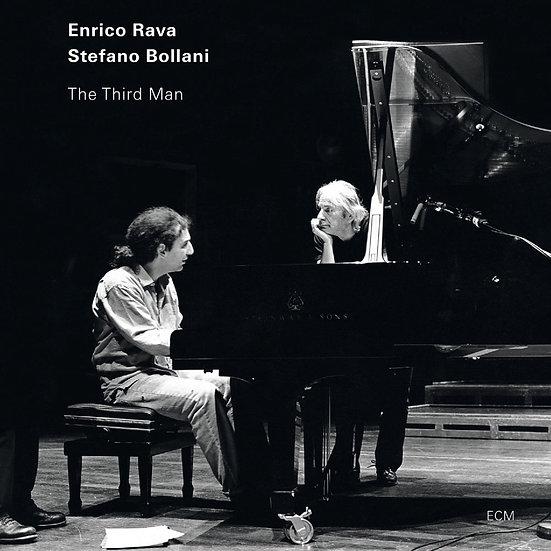 恩利科.拉瓦/史帝法諾.柏那尼:第三人 Enrico Rava / Stefano Bollani: The Third Man (CD) 【ECM】