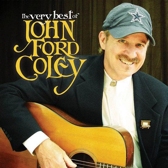 約翰福克利:情歌集 The very best of John Ford Coley (CD) 【Evosound】