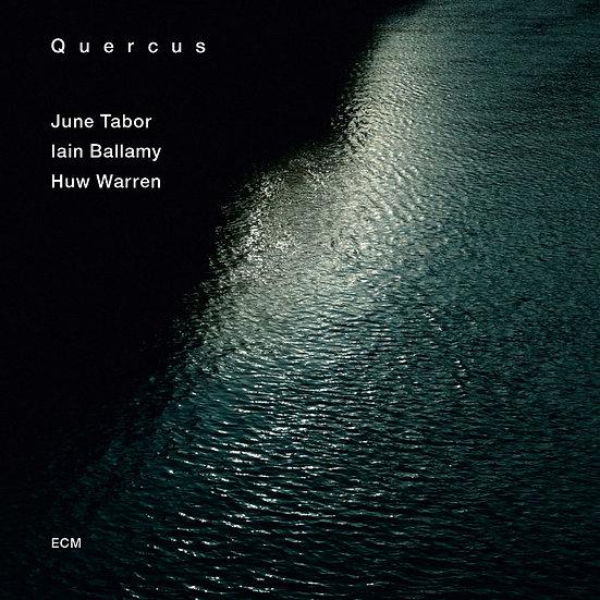 瓊.泰珀三重奏:橡樹 June Tabor Trio: Quercus (CD) 【ECM】