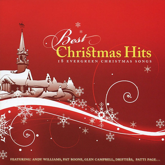最佳聖誕精選 V.A: Best Christmas Hits (CD) 【Evosound】