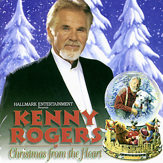 肯尼.羅傑斯:真心耶誕情 Kenny Rogers: Christmas From the Heart (CD) 【Evosound】