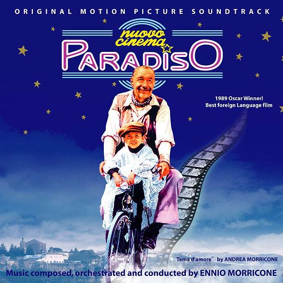 新天堂樂園 電影原聲帶 Nuovo Cinema Paradiso O.S.T. (CD)