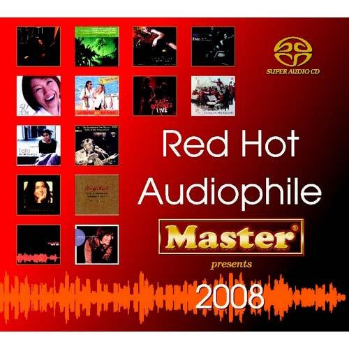 紅色發燒碟 Red Hot Audiophile 2008 (SACD) 【Master】