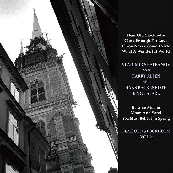 弗拉迪米爾.沙法諾夫與哈利.艾倫:親愛的老斯德哥爾摩 第二集 (Vinyl LP) 【Venus】