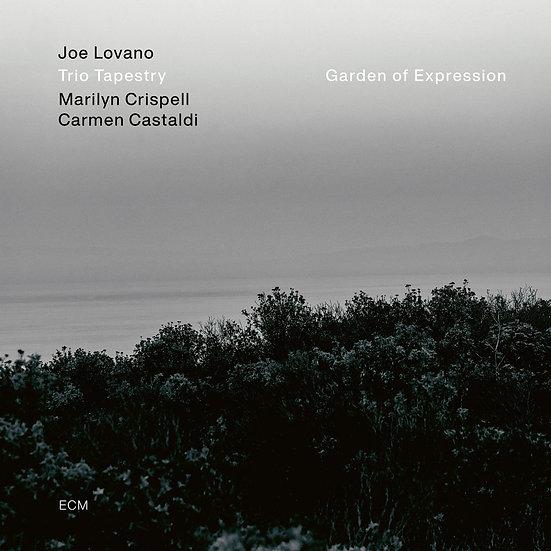 喬.洛瓦諾三重奏:告白花園 Joe Lovano Trio: Garden Of Expression (Vinyl LP) 【ECM】