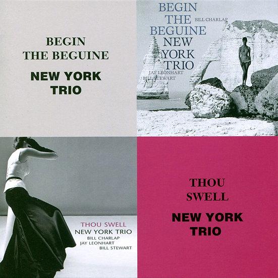 紐約三重奏:開始跳舞+我心中的歌 (限量2CD豪華決定盤)【Venus】