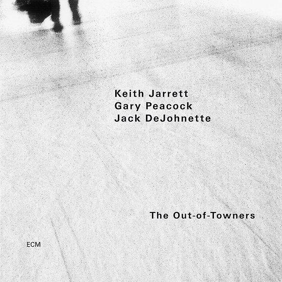 奇斯.傑瑞特三重奏 Keith Jarrett Trio: The Out-of-Towners (CD) 【ECM】