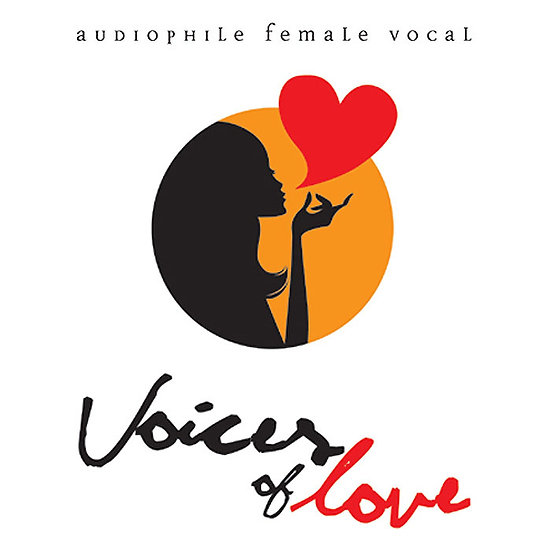 愛情萬歲!全球美聲歌后精選 Audiophile Female Vocals - Voices of Love (Vinyl LP) 【Evosound】