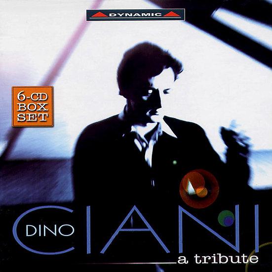 向迪諾西亞尼致敬 Dino Ciani - A Tribute (6CD)【Dynamic】