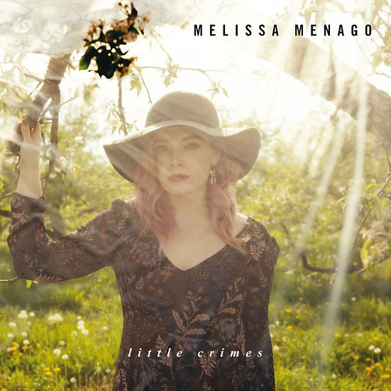 梅麗莎.梅納戈:小罪 Melissa Menago: Little Crimes (CD) 【Chesky】