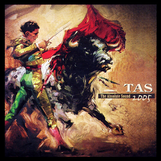 絕對的聲音TAS2005 (限量Vinyl LP)