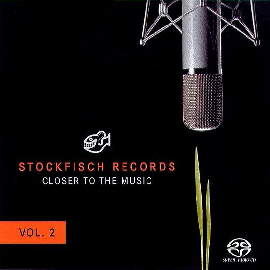 老虎魚精選第二輯 Stockfisch-Records: Closer To The Music - Vol.2 (SACD) 【Stockfisch】