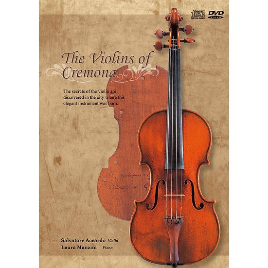 製琴師與百年名琴 The Violins of Cremona (DVD+CD)