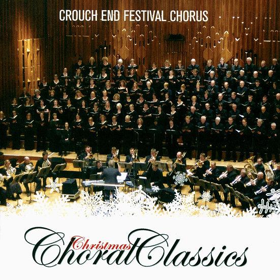 屈結慶典合唱團:耶誕聖樂經典 (CD) 【Evosound】