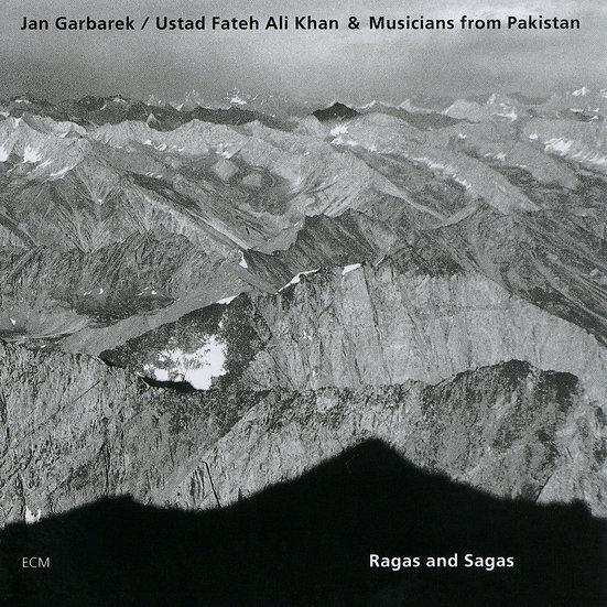 楊.葛伯瑞克 / Ustad Fateh Ali Khan: Ragas and Sagas (CD) 【ECM】