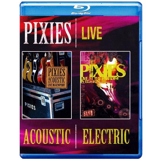 Pixies合唱團:美國現場 Pixies: PIXIES LIVE (藍光Blu-ray) 【Evosound】