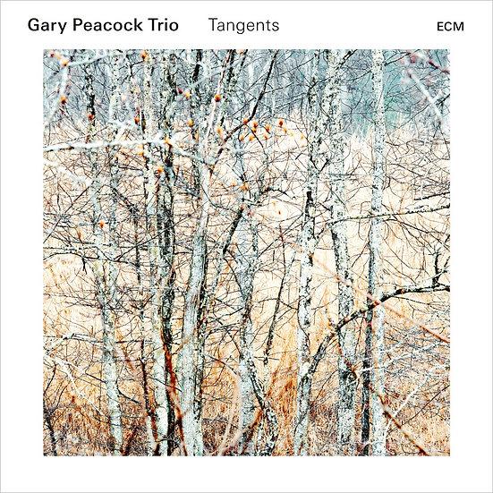 蓋瑞.皮考克三重奏 Gary Peacock Trio: Tangents (CD) 【ECM】