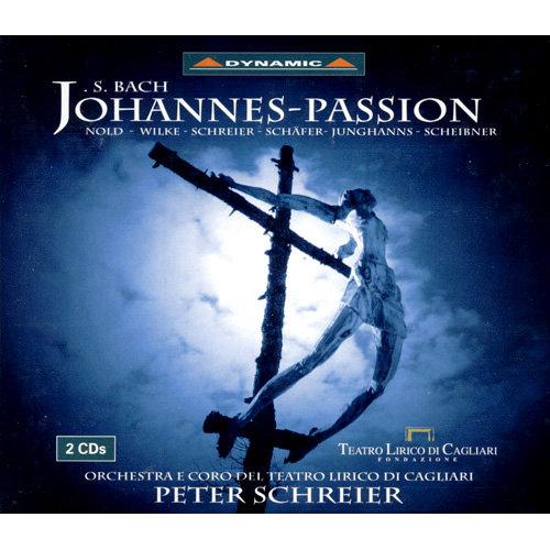 巴哈:約翰受難曲 J.S. Bach: St John Passion, BWV245 (2CD)【Dynamic】