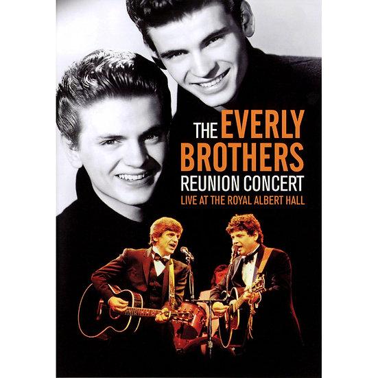 艾佛利兄弟:重聚演唱會 Everly Brothers: The Reunion Concert (DVD) 【Evosound】