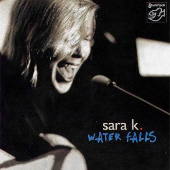 莎拉K.:下雨 Sara K.: Water Falls (CD) 【Stockfisch】