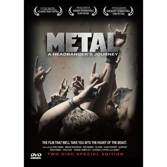 重金屬之旅 Metal: A Headbanger's Journey (2DVD)