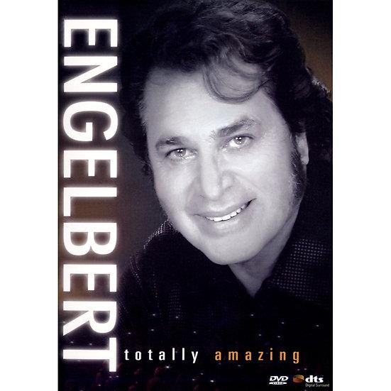 英格伯.漢普汀克:完美無瑕演唱會 Engelbert Humperdinck: Totally Amazing (DVD) 【Evosound】