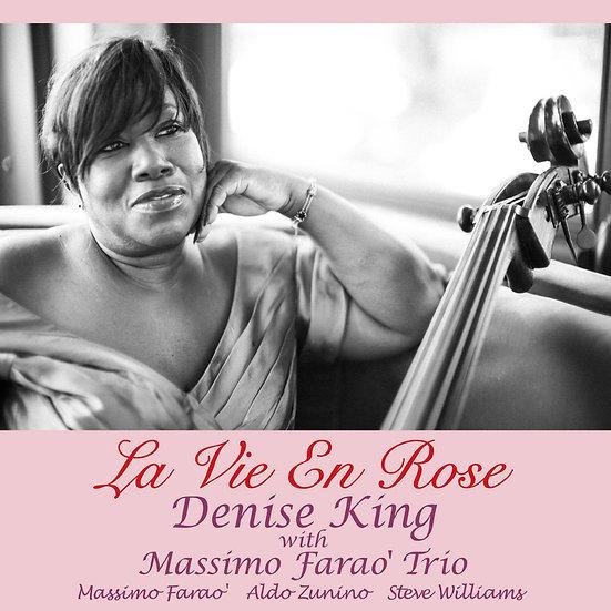 丹妮絲.金恩:玫瑰人生 Denise King: La Vie En Rose (Vinyl LP) 【Venus】