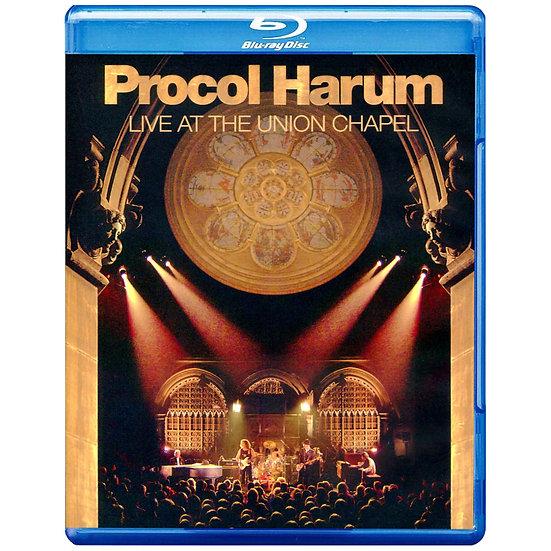 普洛考哈勒姆:聯合教堂現場直播 Procol Harum: Live at the Union Chapel (藍光Blu-ray) 【Evosound】