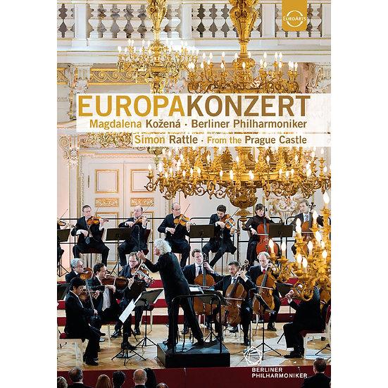 2013歐洲音樂會 在布拉格城堡西班牙大廳 Europakonzert 2013 from Prague (DVD) 【EuroArts】