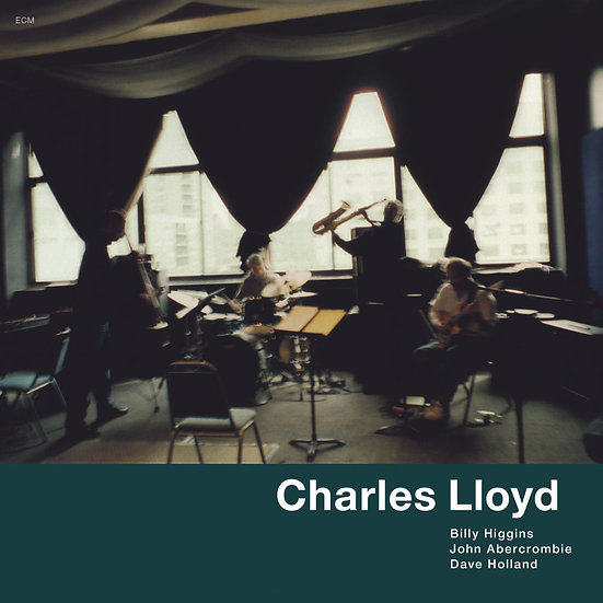 查爾斯.洛伊德 Charles Lloyd: Voice In The Night (2Vinyl LP) 【ECM】