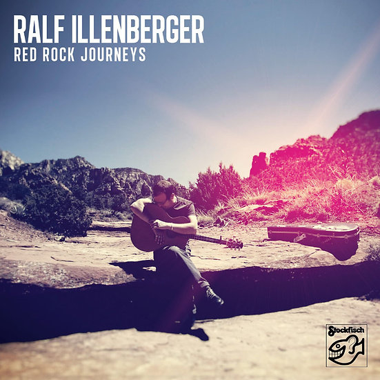 勞夫.伊廉貝格:紅土旅程 Ralf Illenberger: Red Rock Journeys (CD) 【Stockfisch】