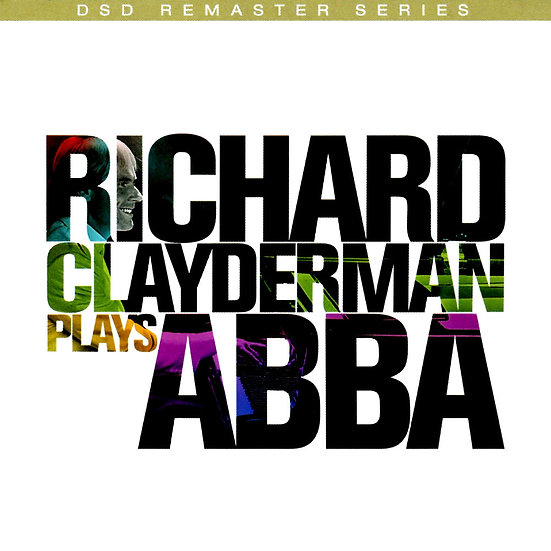 理查.克萊德門:最愛ABBA Richard Clayderman: Plays Abba (CD) 【Evosound】