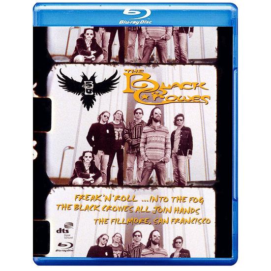 黑烏鴉合唱團:舊金山演唱會 (藍光Blu-ray) 【Evosound】