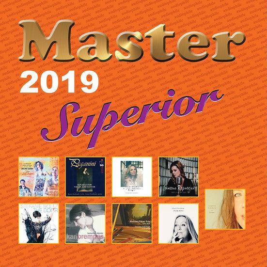 Master發燒碟2019 Master Superior Audiophile 2019 (Vinyl LP) 【Master】