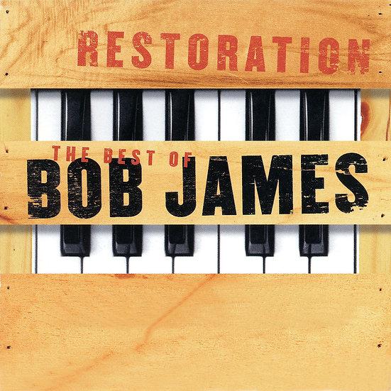 鮑布.詹姆斯:回歸 Bob James: Restoration (2CD) 【Evosound】