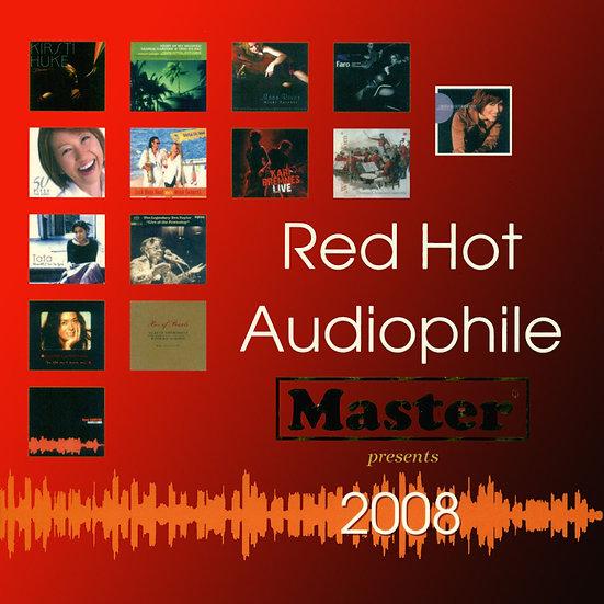 紅色發燒碟 Red Hot Audiophile 2008 (CD) 【Master】