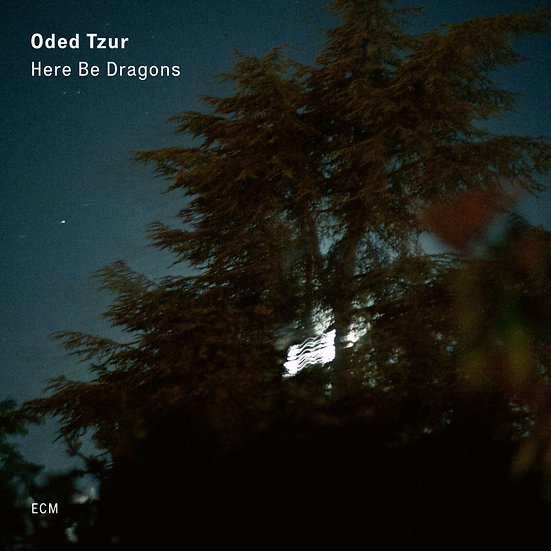 歐迪.提佐:有龍則靈 Oded Tzur: Here Be Dragons (Vinyl LP) 【ECM】