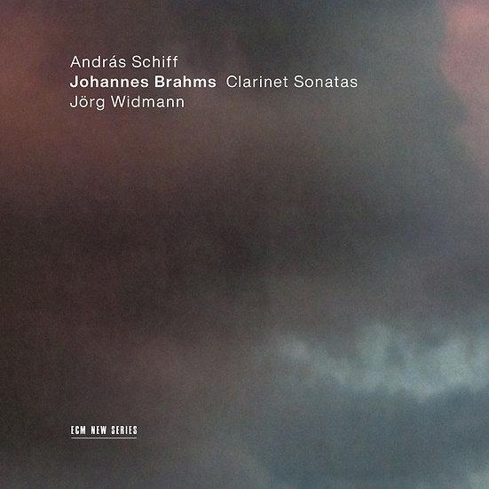 布拉姆斯:豎笛奏鳴曲|鋼琴:席夫/豎笛:約格.魏德曼 (CD) 【ECM】