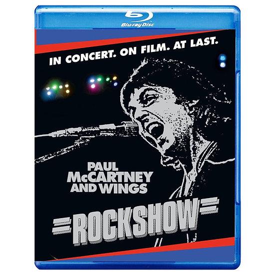 保羅麥卡尼及翅膀合唱團:搖滾秀 Paul McCartney & Wings: Rockshow (藍光Blu-ray+Book) 【Evosound】