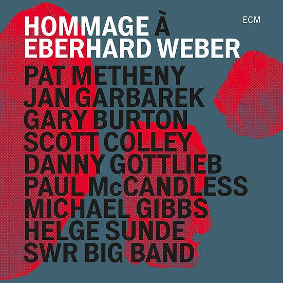 Hommage À Eberhard Weber (CD) 【ECM】