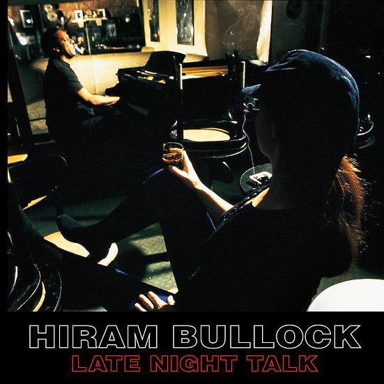 海勒姆.布洛克:昨夜絮語 Hiram Bullock: Late Night Talk (HQCD) 【Venus】