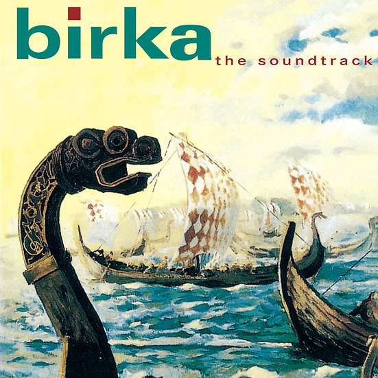 海盜船 Birka The Soundtrack (CD)