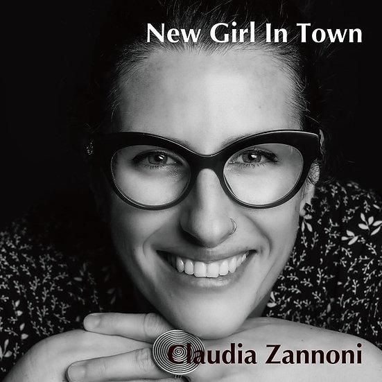 克勞迪亞.贊諾妮:小鎮女孩 Claudia Zannoni: New Girl In Town (Vinyl LP) 【Venus】