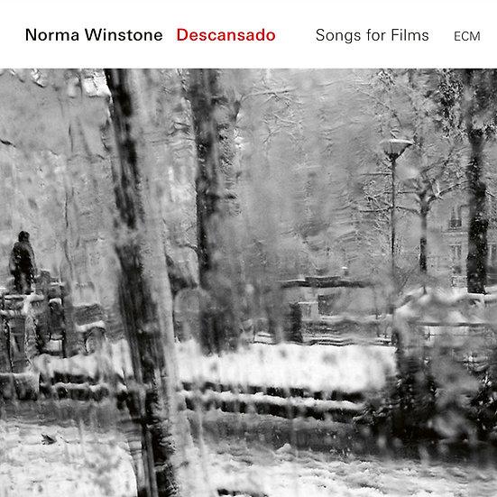 諾瑪.溫斯頓:電影之歌 Norma Winstone: Descansado - Songs For Films (CD) 【ECM】